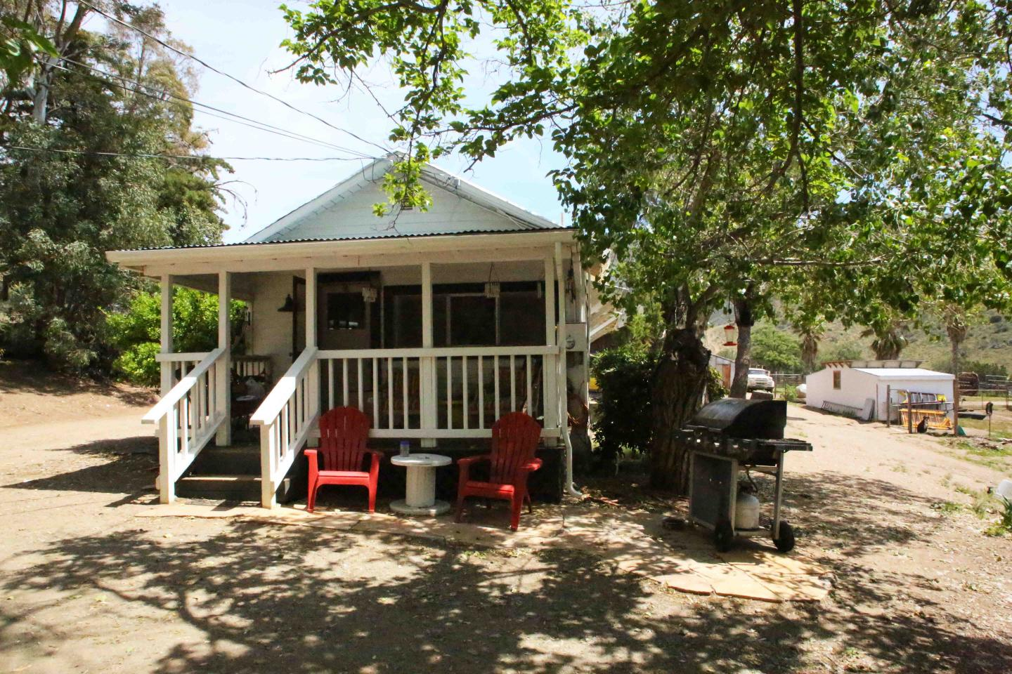 West - Ranch - Small Craftsman - 35900
